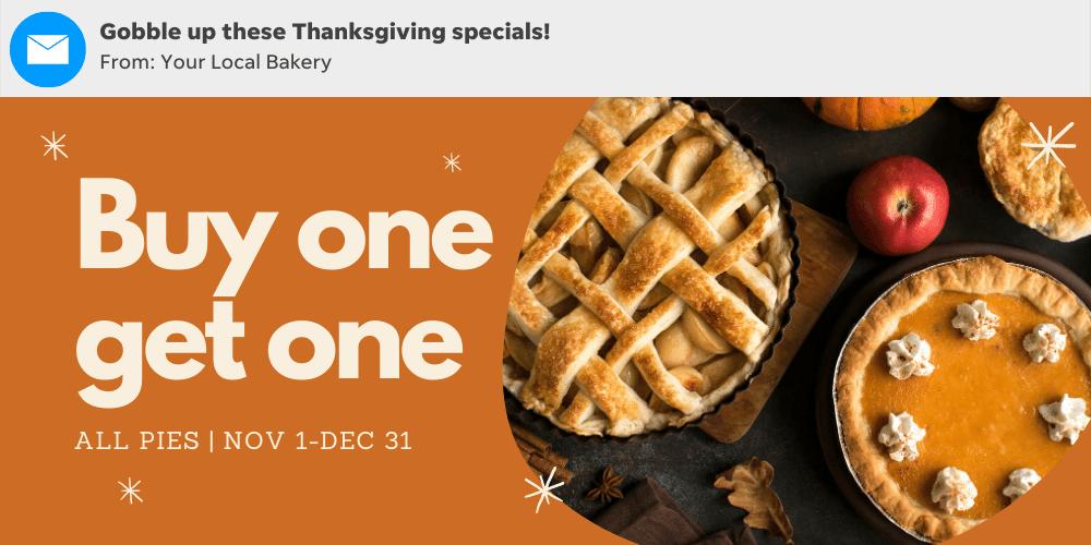 december marketing ideas - email marketing