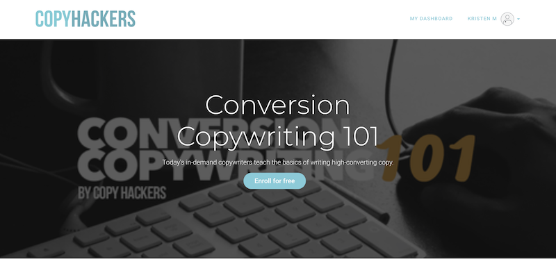 digital marketing skills conversion copywriting 101