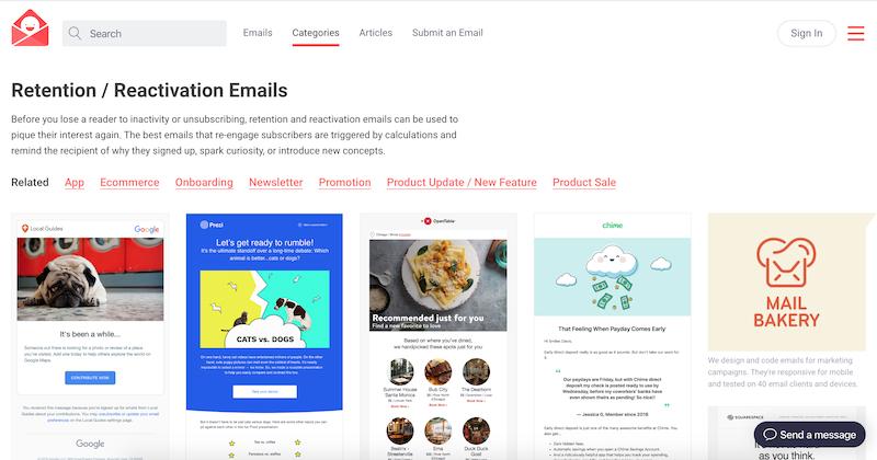 habilidades de marketing digital realmente bons e-mails
