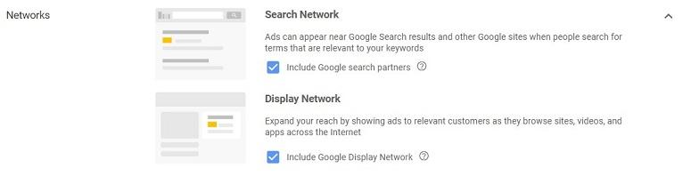 Display ads best practices: Opt to separate Search and Display here