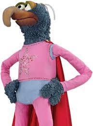 superhero muppet