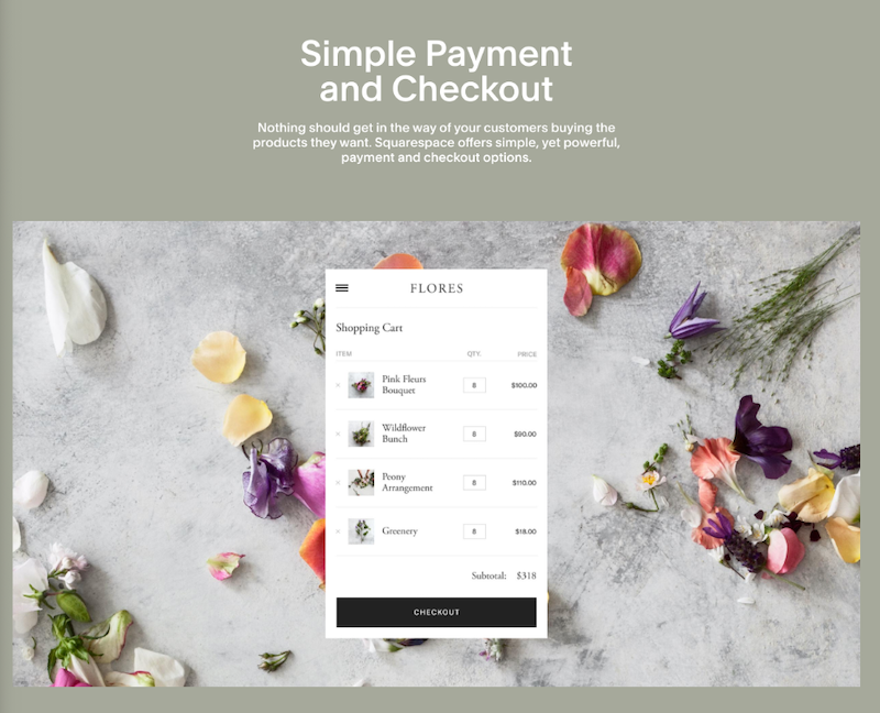 ecommerce tools for local business squarespace 2