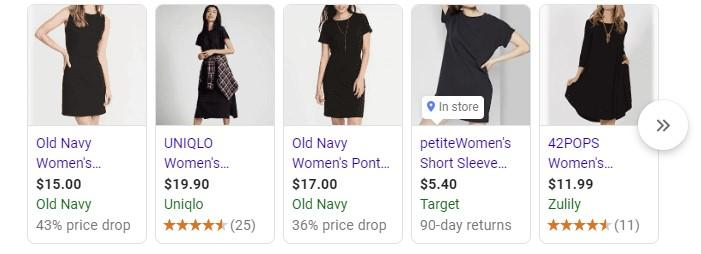Old Navy ecommerce discounts