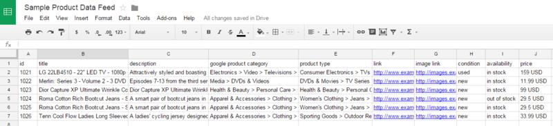 ecommerce-marketing-sample-data-feed