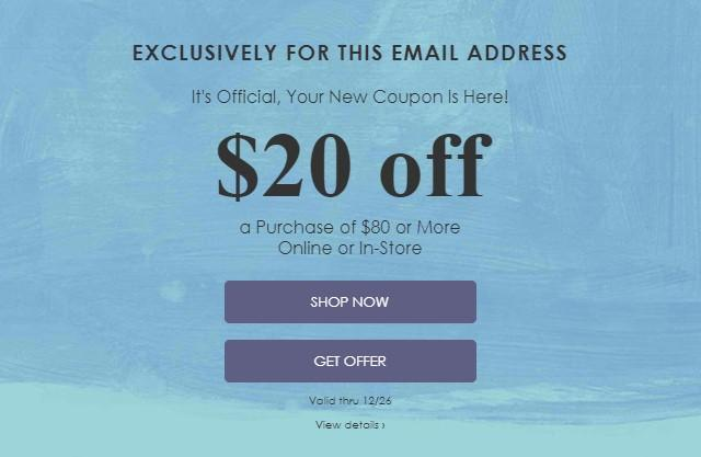Bed Bath & Beyond discount coupon