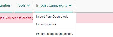 ecommerce-ppc-google-ads-import