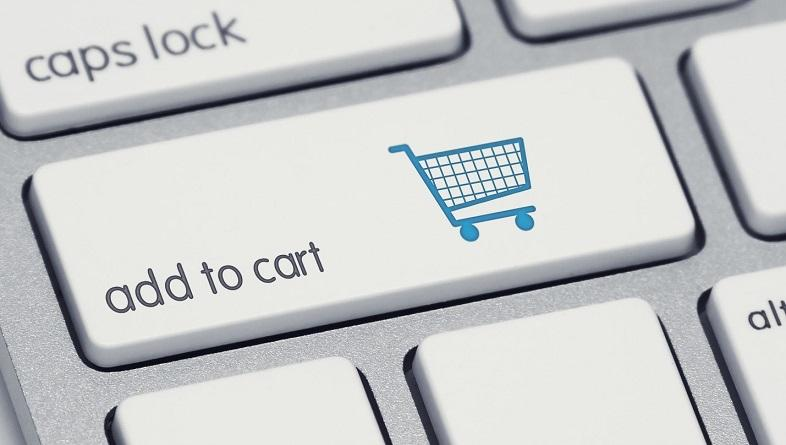 add to cart keyboard button