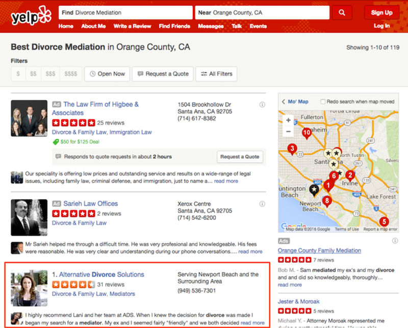 effective local marketing ideas local seo categories