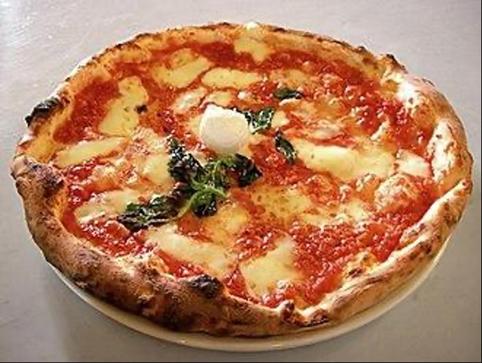 Effective brand strategy pizzeria