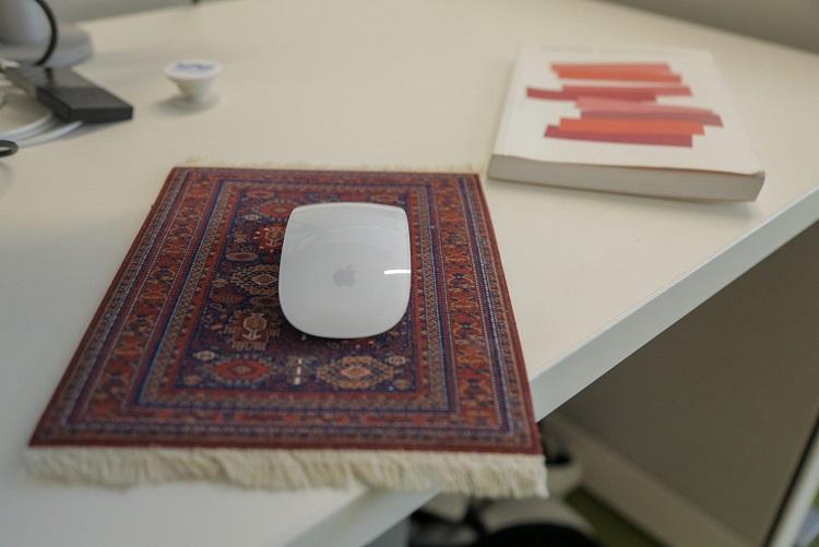 Ali's mousepad