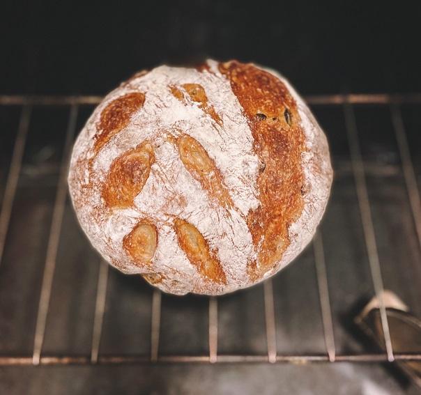 Tamara's bread