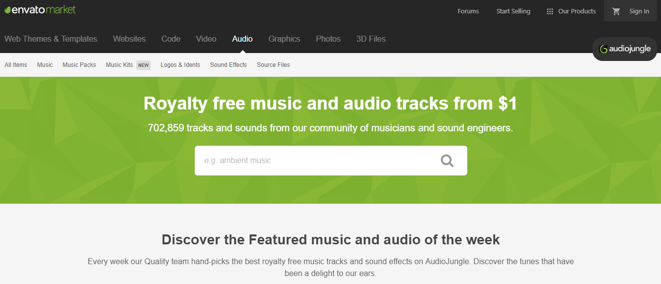 free or cheap background music