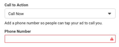 外贸企业如何使用Facebook点击通话广告轻松获得更多询盘?