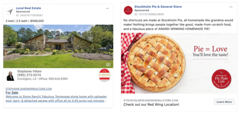 facebook local awareness store traffic ads feature image