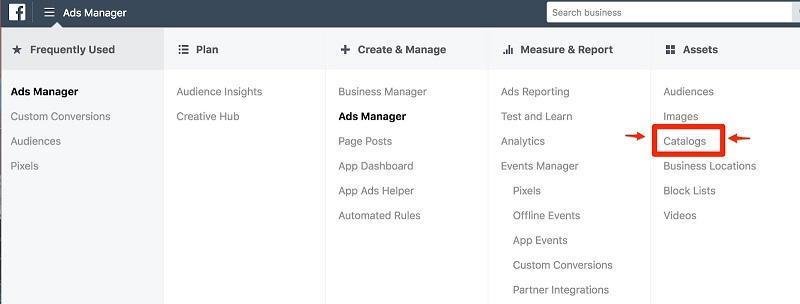 Facebook ad transparency ecommerce strategy ads manager