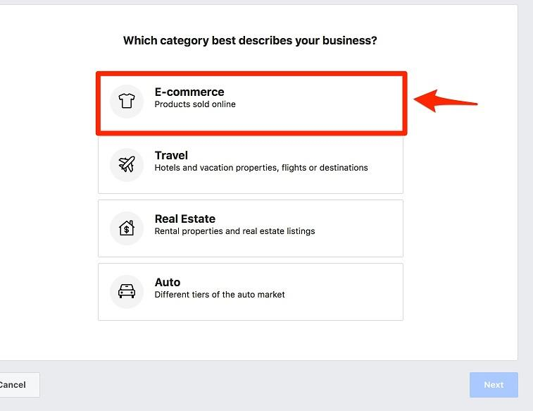 Facebook ad tranparency ecommerce strategy ecommerce business