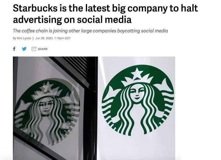 Top Digital Marketing Stories 2020 Facebook Ads Boycott
