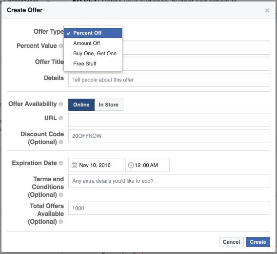 Facebook Ads for Entrepreneurs Offer Ads