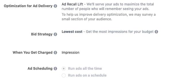 Facebook Ads for Entrepreneurs Brand Awareness