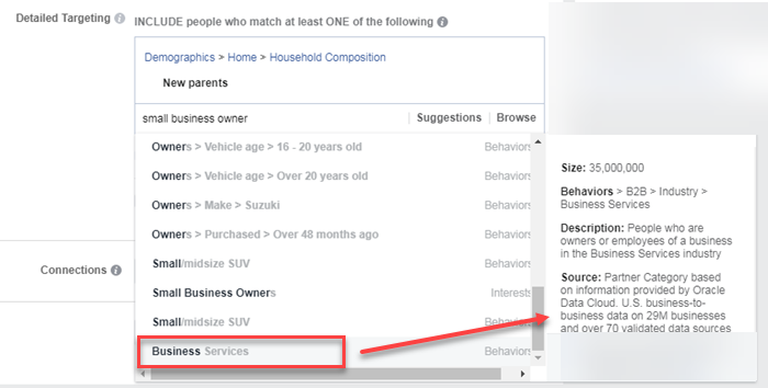 facebook eliminates partner categories from custom audiences