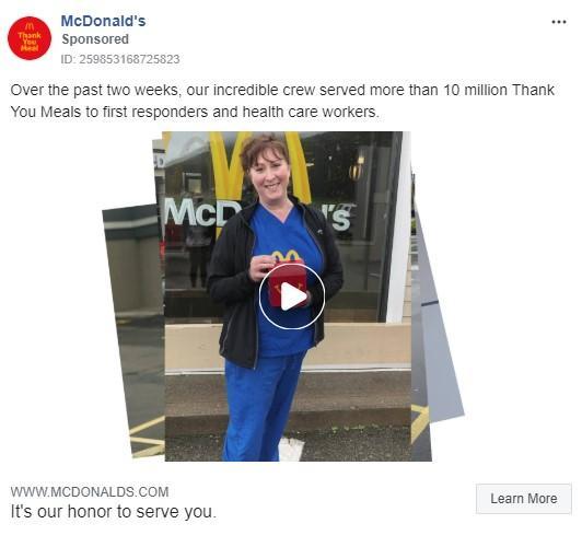 餐馆在COVID-19期间可以使用Facebook广告的5种方式