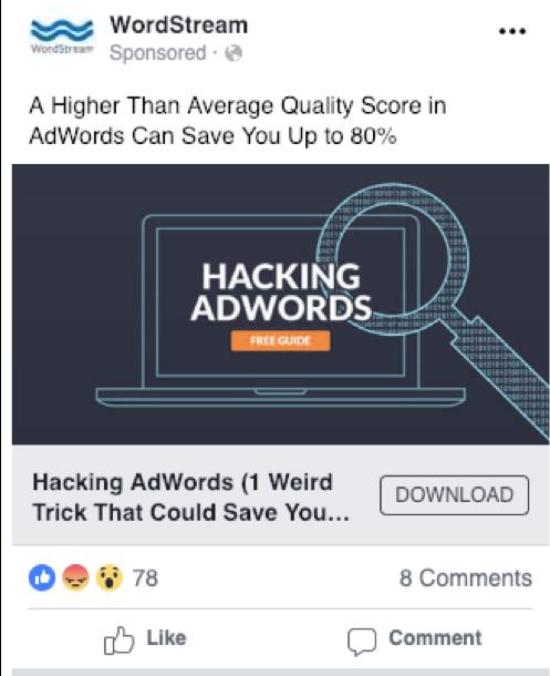 Facebook Lead Ads vs. Landing Pages Conversions