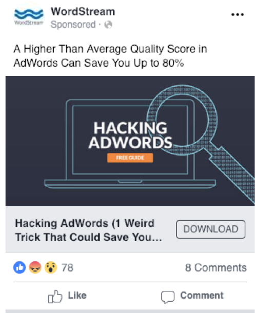Facebook Lead Ads vs. Landing Pages Conversions