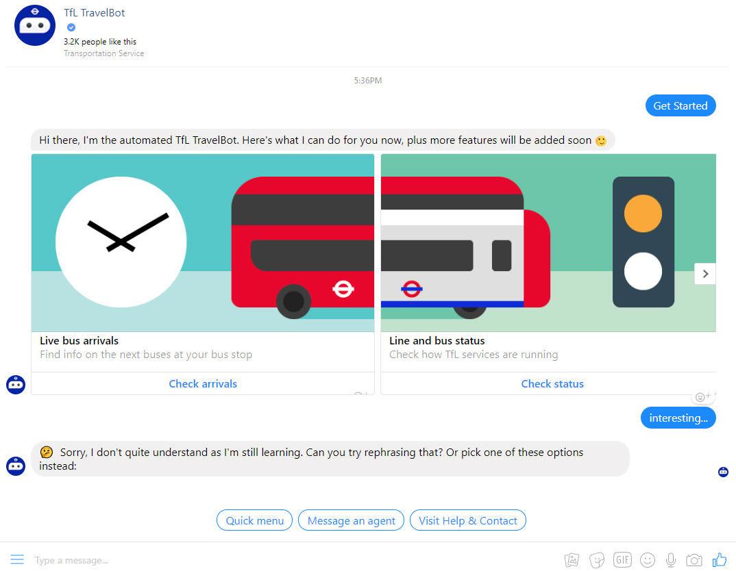 Facebook Marketing Tips Travelbot