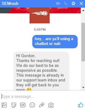 Facebook Marketing Tips SEMrush