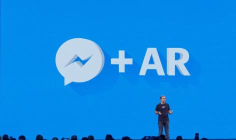 facebook messenger and ar integration