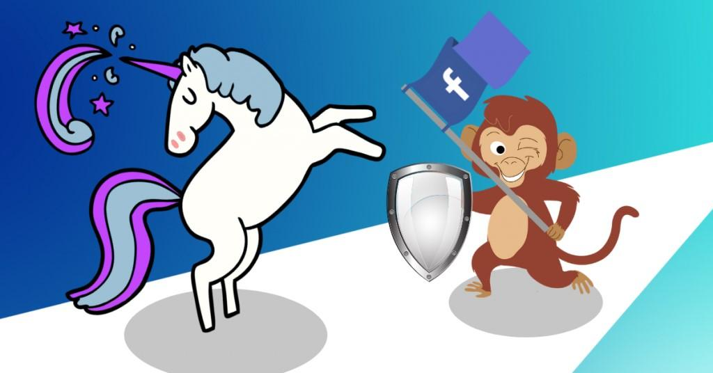 Facebook messenger marketing graphic