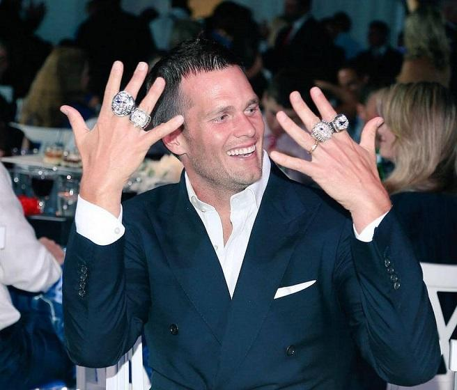 Facebook objectives Tom Brady