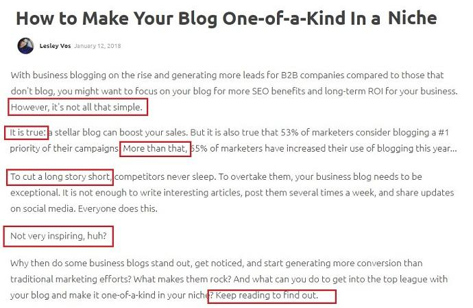 5 Emotional Writing Tactics to Skyrocket Your Facebook Post