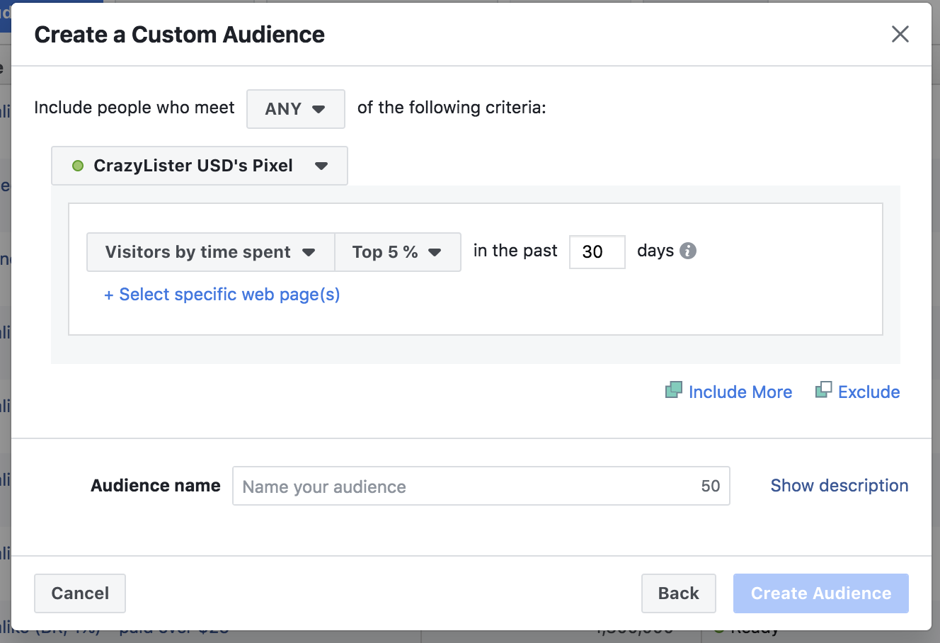 facebook-retargeting-exclude-irrelevant-users