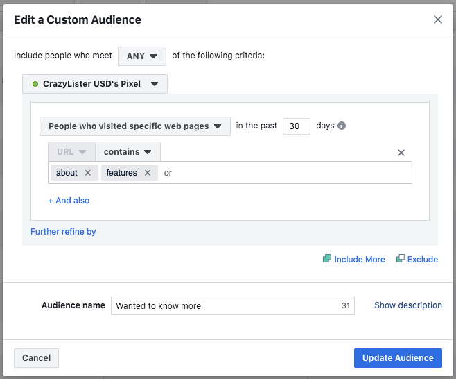 facebook-retargeting-visitors-want-to-learn-more