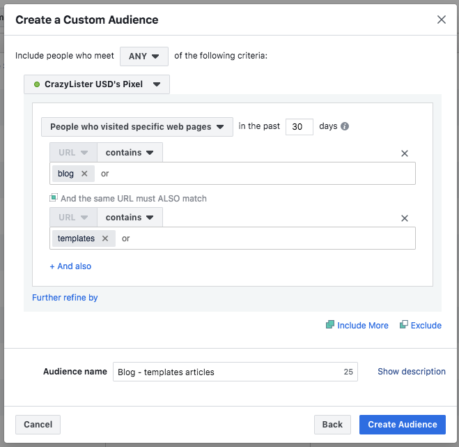 specific-page-visitors-facebook-retargeting