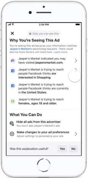 facebook-shrinks-mobile-ads-why-youre-seeing-this-ad-tab