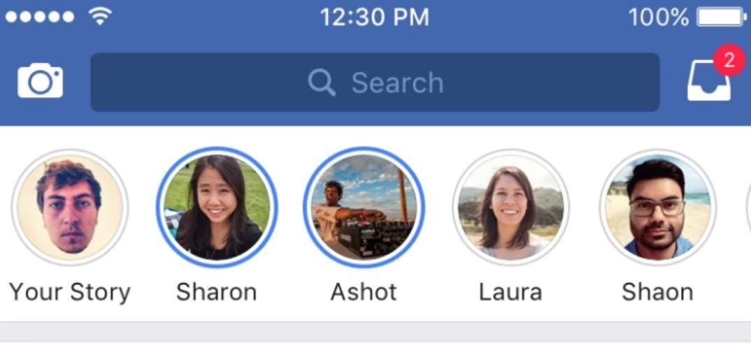 using facebook stories for engagement