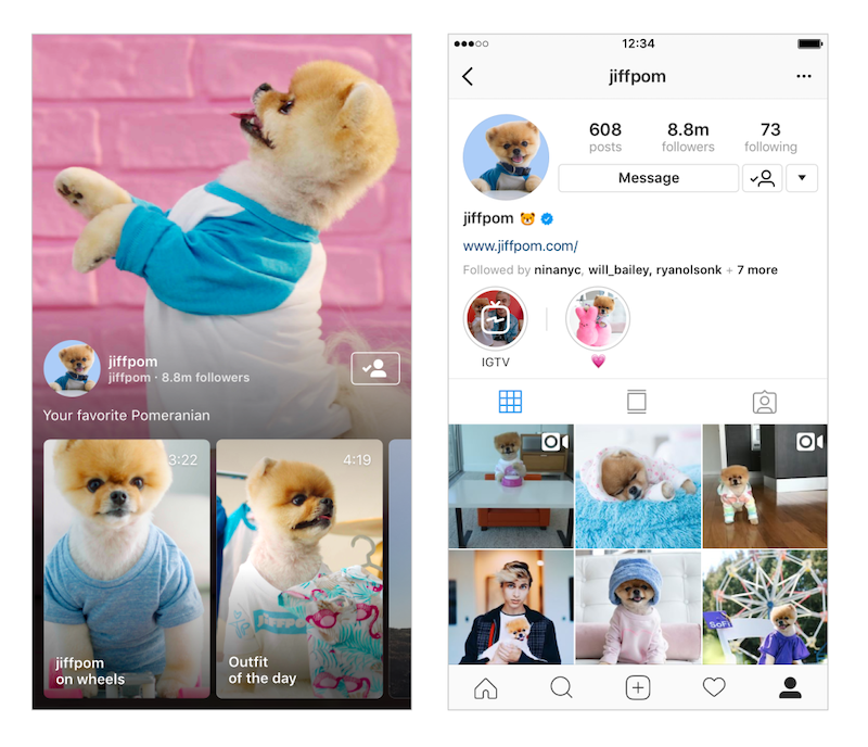 free ways to promote your instagram account IGTV