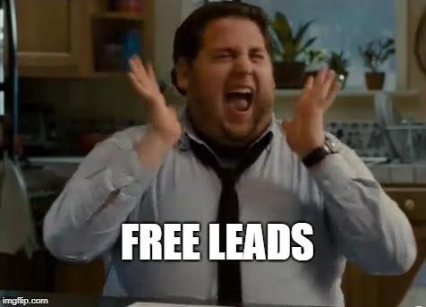free leads on facebook
