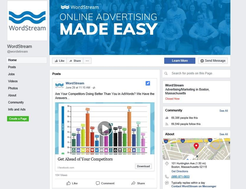 how to pin a lead ad on facebook