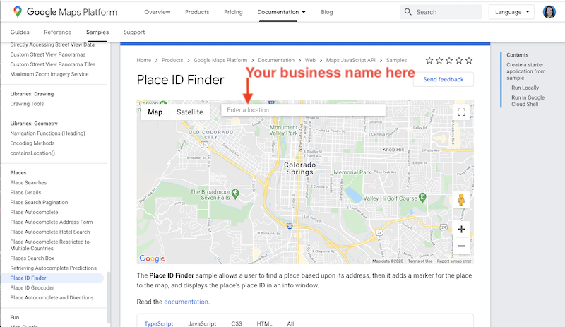 get more google reviews google maps place ID finder