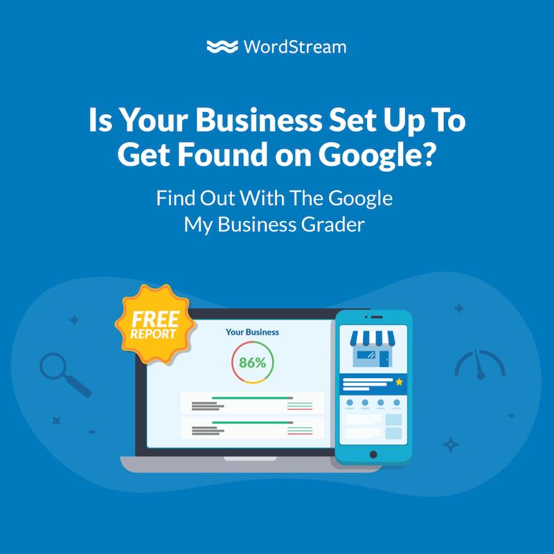 通过我们的免费评分器为Google My Business的成功做好准备
