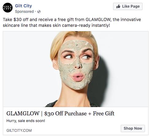 upsell ads