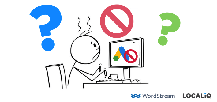 19 Pesky Google Ads Disapprovals and How to Fix Them