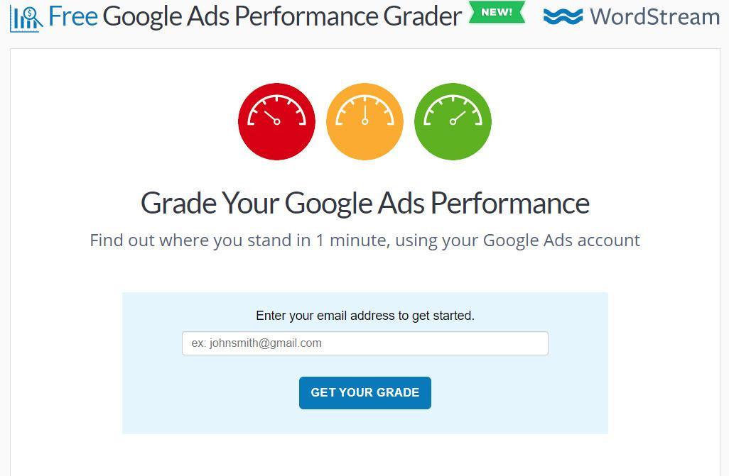 Google Ads Grader