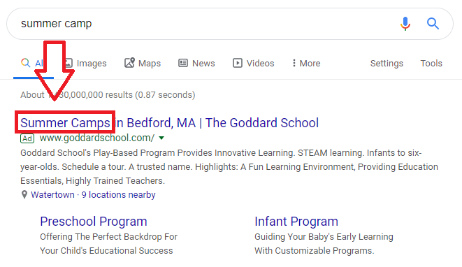 Google Ads Not Showing Ad Copy