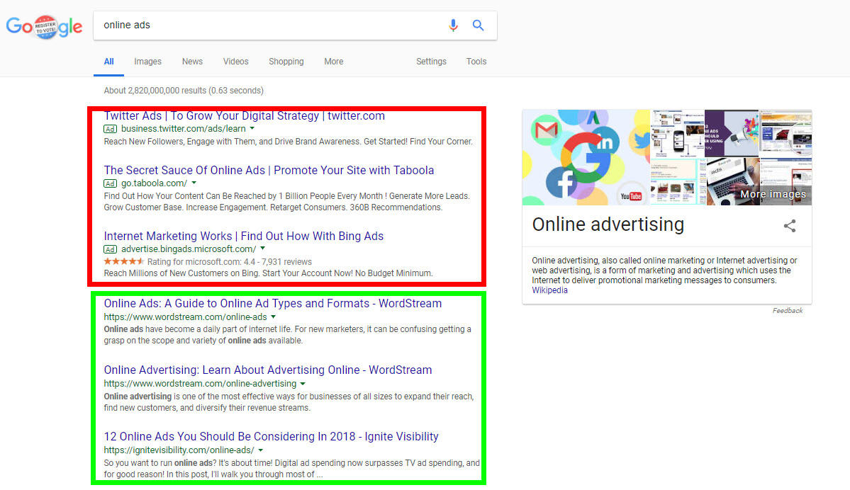 google ads what are google ads how do they work wordstream