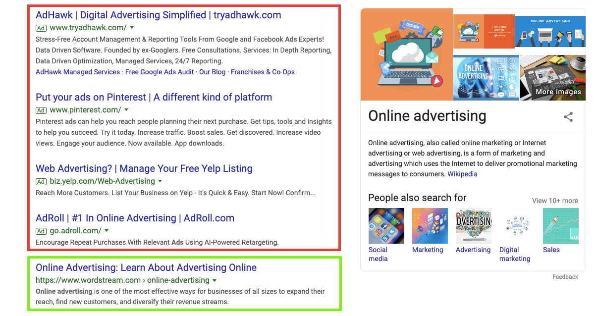 What you do on Google can now determine the ads you're