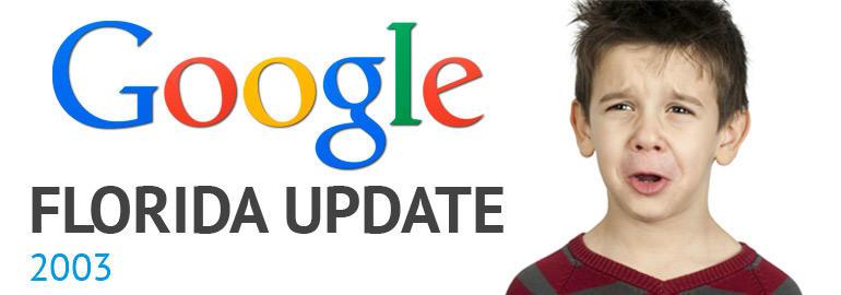 Google Fred Update Florida